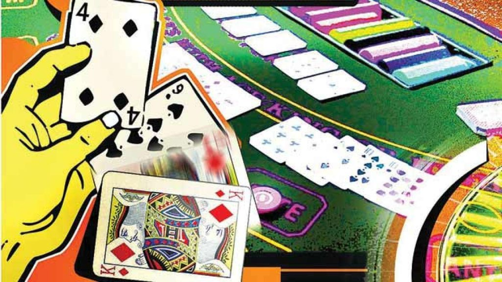 Ten reasons that are against online poker betting